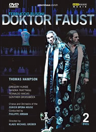 Doktot Faust, Busoni, Hampson