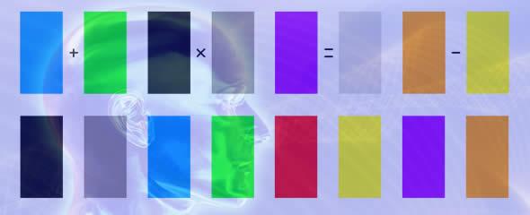 Luscher colors