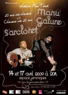 Sarclo Jemmapes 2009