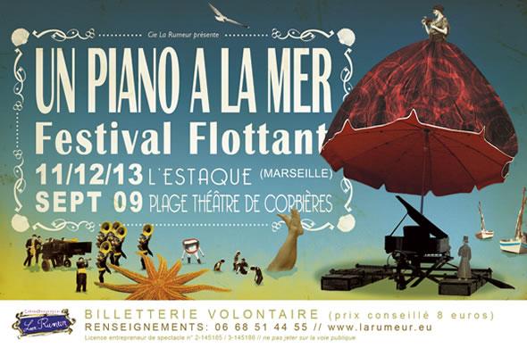 La Rumeur - Festival Flottant