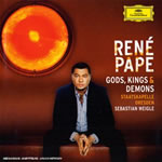 René Pape - Gods, kings and demons