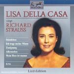 Lisa Della Casa - Richard Strauss lieder