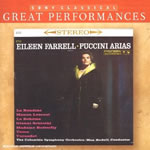 Eileen Farrell - Puccini arias and others in the great tradition