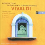 Patrizia Ciofi - Antonio Vivaldi Laudate pueri