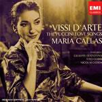 Maria Callas - Les chansons d'amour de Puccini