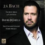 David Daniels - Bach sacred arias and cantatas